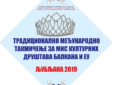 Deveti godišnji međunarodni natječaj za MISS KD Balkana i EU Ljubljana 2019