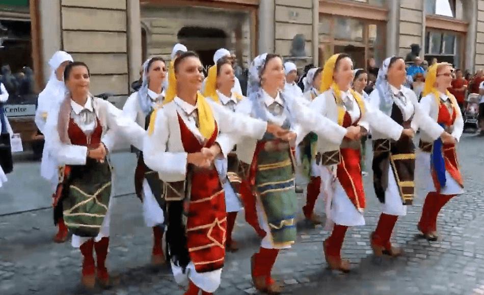 """""""Veseli dani srpske dijaspore Slovenije"""" u Ljubljani 2019."""
